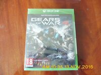 Gears of War 4 + four bonus games Xbox One *NEW*