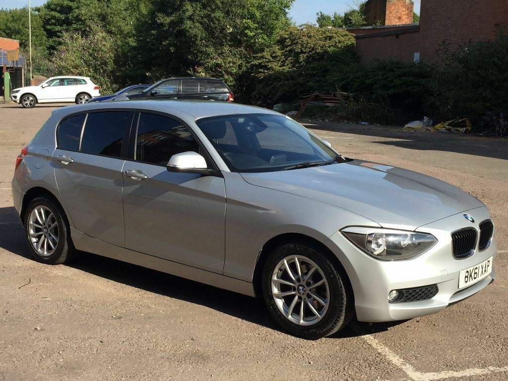 2011 Bmw 116d Se Silver Immaculate Modified New