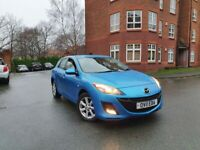 MAZDA 3 TS2 1.6 PETROL LOW MILES 77K MILES YEAR 2011 FULL HISTORY SERVICE GREAT CONDITION!!!