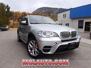 2013 BMW X5 35d-Tech Pkg-Diesel $198 bi-wkly Reduced
