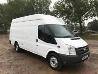 NO OFFERS AT ALL FORD TRANSIT JUMBO XLWB 2010 FULL SERVICE HISTORY