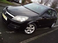 Vauxhall Astra 1.7 SXI CDTI 5dr Full service history Full Mot 08/02/19 Cheap petrol Insurance