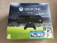 Microsoft Xbox One 500GB Black
