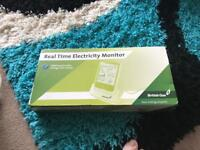Real time electric meter