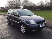 Ford Fusion 1.4 -- Full Service History -- HPI Clear -- Perfect Condition