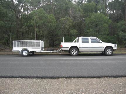 One Man, One Ute and Two trailers from $30.00 an hour