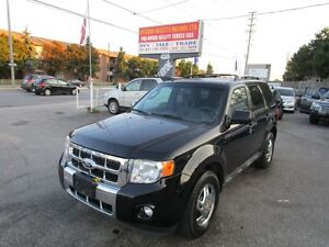 2009 Ford Escape Limited,LEATHER ,SUNROOF ,AWD