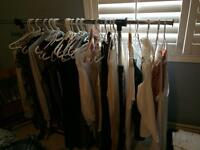 Wardrobe $250 for all womans clothing