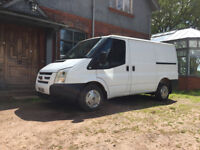 Ford Transit 280 SWB low roof 6 speed euro5 engine category S repaired
