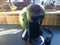 Dolce krups coffee machine