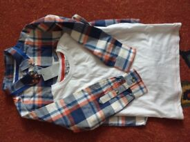 Brand new boys 2 piece set age 4-5 years
