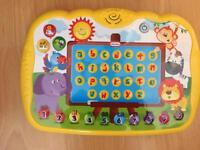Little tikes learning tablet
