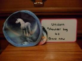 Unicorn shoulder bags
