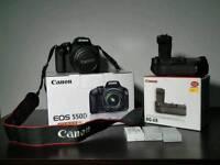 CANON EOS DSLR 550D.
