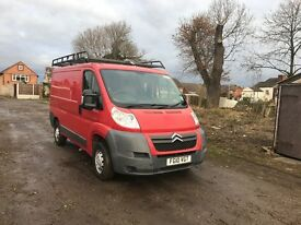 Citroen Relay swb high mileage 1 owner full history