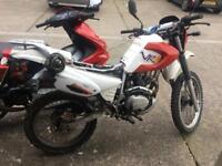 Hartford vr125 motorbike