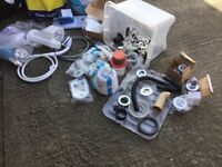 Large bundle , cistern , taps , waste , plugs etc , possible free delivery