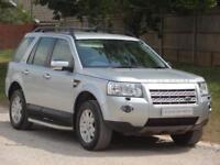 Land Rover Freelander TD4 Xs (silver) 2008