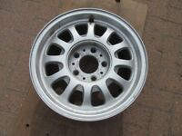 BMW (new never fitted to car) 15 inch wheel E39 7J x 15