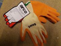 Laytex gloves