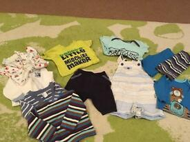 Up to 1 month Boys Clothes