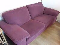 Two identical sofas for sale