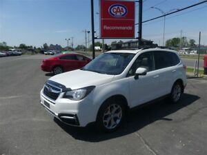 2017 Subaru Forester 2.5i Touring w/Technology Package Option