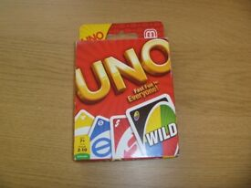 Uno Card Game for sale