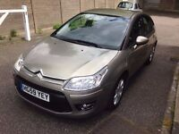 Citroen C4 1.6-Cruise Control with Speed Limiter-EXCELLENT CONDITION