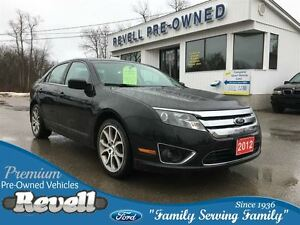 2012 Ford Fusion SE  *1-owner trade  Sport Appearance pkg   Allo