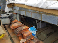 Clay Roof Tiles - Reclaimed - Building Supplies and Materials