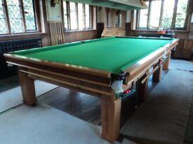 Snooker Table - Thurston & Co. LTD