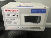 Brand New Sealed Sharp Microwave R272(SL)M