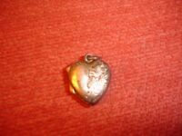9ct Gold Plated Locket