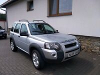 Land Rover Freelander 1.8 petrol, 2005. 78 750 miles LHD left hand drive
