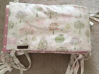 Laura Ashley Esme Full Cot Bumper