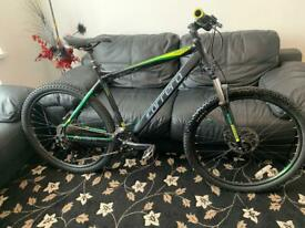 "Carrera Vulcan 27.5"" Men's Mountain Bike - Good Condition"