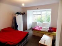 @@ CHEAP BEDS IN ROOM SAHRE @@ Willesden area starting from £85pw with all bills included