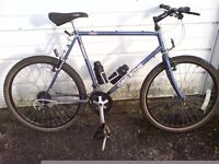 CLASSIC CLAUDE BUTLER BIKE BUILT IN UK WITH REYNOLDS 500 FRAME