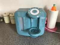 Perfect prep baby bottle machine
