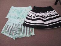 Women's shorts UK SIZE 8-10