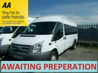 Ford Transit 430 2.2 TDCI 135 EL LWB 17 SEAT H/R***JUST IN***AWAITING PREP***