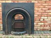 Schots Cast Iron Fireplace, RRP:£1000+, Lovely Reclaimed/Natural Look!