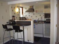 Serviced studio flat to rent