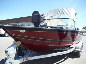 2016 lund boat co 1875 Crossover XS -