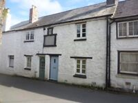 Compact 2 bed character cottage with garden to rent in Saltash