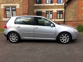 Volkswagen Golf Diesel 2.0 TDI GT 5dr , 1 Yeat MOT , Stunning Condition , Drives And Looks Like New