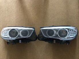 Bmw F07 5 series GT Complete Xenon Headlights