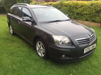 Fantastic Value and Great Condition 2006 56 Avensis 1.8 T3X Estate Only 85000 Miles FSH Feb 17 MOT