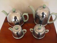 Vintage tea coffee cream and sugar set